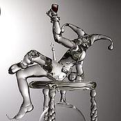 """Для дома и интерьера ручной работы. Ярмарка Мастеров - ручная работа """"Dolce Vita"""" из коллекции """"Шуты"""". Handmade."""