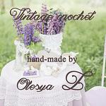 Olesya. Vintage crochet - Ярмарка Мастеров - ручная работа, handmade