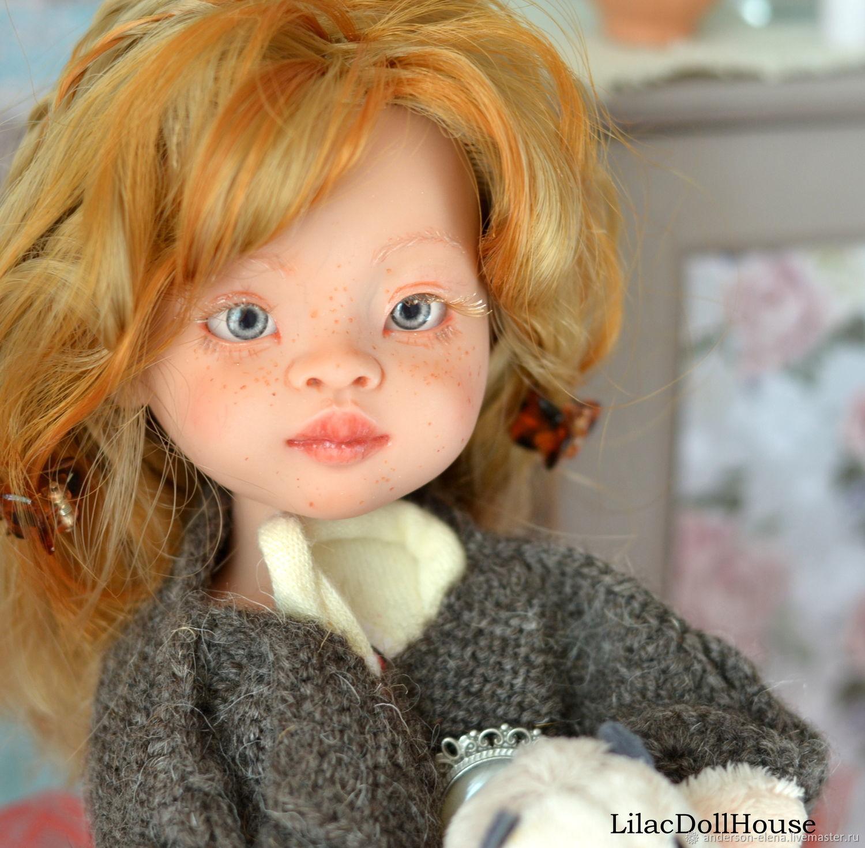 c599c963c367 Коллекционные куклы ручной работы. Ярмарка Мастеров - ручная работа. Купить  Paola Reina OOAK.