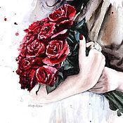 Картины и панно ручной работы. Ярмарка Мастеров - ручная работа Маленькие женские радости. Handmade.