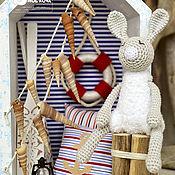Куклы и игрушки handmade. Livemaster - original item house SEA. Handmade.