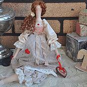 """Куклы и игрушки ручной работы. Ярмарка Мастеров - ручная работа Кукла в стиле Тильда """"Первая любовь"""". Handmade."""