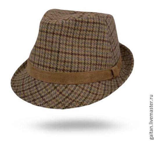 Шляпа пёстрая