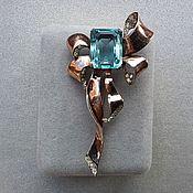 Винтаж handmade. Livemaster - original item Silver vintage brooch, Sterling 40 years,American vintage. Handmade.