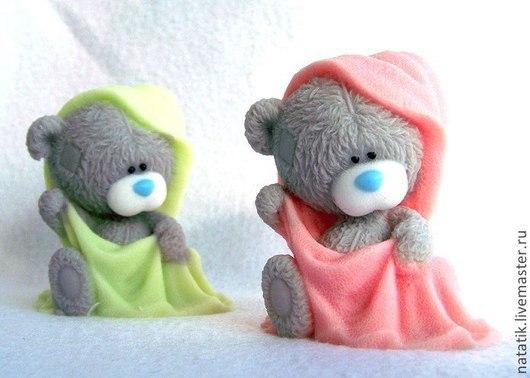 Мыло `Малыш Тэдди с полотенцем`