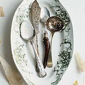 Винтаж handmade. Livemaster - original item Antique dish herring Smiths. Handmade.