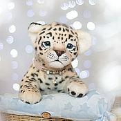 Куклы и игрушки ручной работы. Ярмарка Мастеров - ручная работа леопардик Ананд. Handmade.