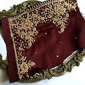 Материалы для творчества handmade. Livemaster - original item Antique embroidery No. №291. Handmade.