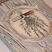 Для дома и интерьера ручной работы. Ярмарка Мастеров - ручная работа СКИДКА -20%  РОЗМАРИН. Handmade.