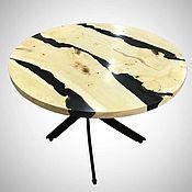Для дома и интерьера handmade. Livemaster - original item Maple river dining table. Handmade.