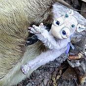 """Куклы и игрушки ручной работы. Ярмарка Мастеров - ручная работа Авторская кукла """"Садовый эльфик - Бо-Ро-Ро """". Handmade."""