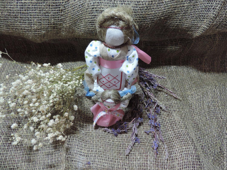 Вышивка для кукол оберегов