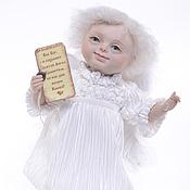 """Куклы и игрушки ручной работы. Ярмарка Мастеров - ручная работа Авторская кукла """"Ангел Хранитель"""". Handmade."""