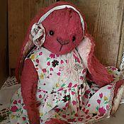 """Куклы и игрушки ручной работы. Ярмарка Мастеров - ручная работа Зайка """"Маша"""". Handmade."""