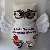 Куклы и игрушки handmade. Livemaster - original item A toy as a gift to the teacher (educator). Handmade.
