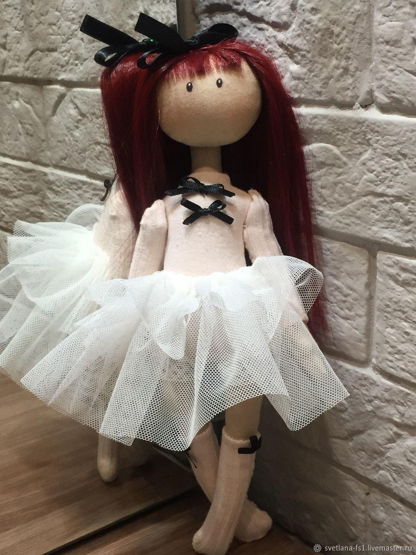 Кукла интерьерная, Портретная кукла, Калуга,  Фото №1