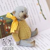 Куклы и игрушки ручной работы. Ярмарка Мастеров - ручная работа медведик Альтимус. Handmade.