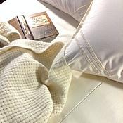 Для дома и интерьера ручной работы. Ярмарка Мастеров - ручная работа Комплект постельного белья Шампань, эко дом. Handmade.