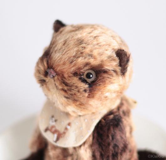 Мишки Тедди ручной работы. Ярмарка Мастеров - ручная работа. Купить Котята `Мусины детки`. Handmade. Бежевый, пятнистый, котенок. Клетчатый Крокодил.