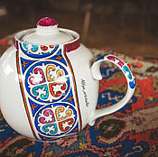 Чайники ручной работы. Ярмарка Мастеров - ручная работа грузинский чайник. Handmade.
