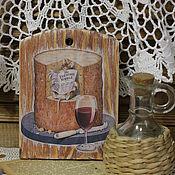 """Для дома и интерьера ручной работы. Ярмарка Мастеров - ручная работа Сырные доски """" Siesta """". Handmade."""