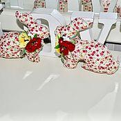 Куклы и игрушки handmade. Livemaster - original item Bunny interior. Handmade.