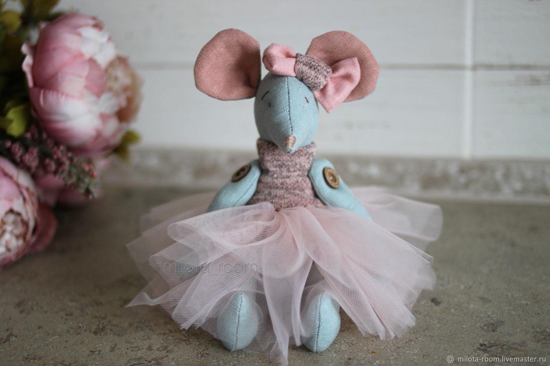 Мышка, Мягкие игрушки, Курган,  Фото №1