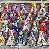 Куклы и игрушки ручной работы. Ярмарка Мастеров - ручная работа Феи добрых дел на все случаи жизни  - куколка / украшение / талисман. Handmade.