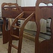 Для дома и интерьера ручной работы. Ярмарка Мастеров - ручная работа Кровать чердак. Handmade.