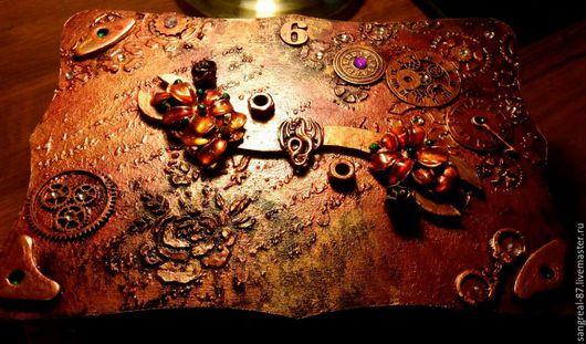 Шкатулки ручной работы. Ярмарка Мастеров - ручная работа. Купить Шкатулка. Handmade. Коричневый, ручная работа, шкатулка для украшений