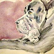 Картины и панно ручной работы. Ярмарка Мастеров - ручная работа Маманя. Handmade.