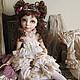 """Коллекционные куклы ручной работы. """"Ах...! Я неисправимая кокетка!.."""". Елена Орлова. Ярмарка Мастеров. Кукла интерьерная"""