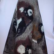 """Одежда ручной работы. Ярмарка Мастеров - ручная работа Юбка авторская теплая """"Кофейный микс"""". Handmade."""