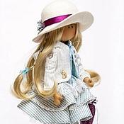 Куклы и игрушки ручной работы. Ярмарка Мастеров - ручная работа Кукла-Тильда Катерина. Handmade.
