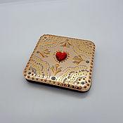 Сувениры и подарки handmade. Livemaster - original item Mirror