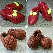 Дизайн и реклама ручной работы. Ярмарка Мастеров - ручная работа Обувь для костюмов и ростовых кукол. Handmade.