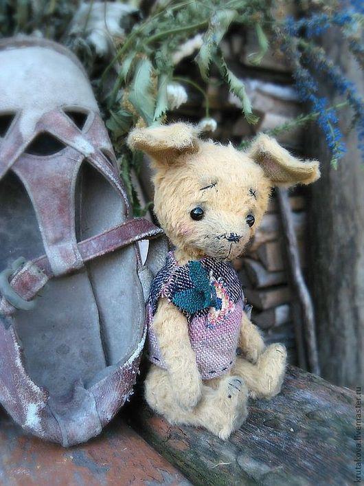 Мишки Тедди ручной работы. Ярмарка Мастеров - ручная работа. Купить Таша. Handmade. Желтый, синтепон