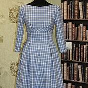 """Одежда ручной работы. Ярмарка Мастеров - ручная работа Платье в стиле 50-х """"Натали"""". Handmade."""