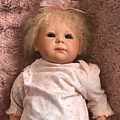 Куклы Reborn ручной работы. Ярмарка Мастеров - ручная работа Куклы Reborn: Алечка из молда Марли. Handmade.