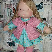 Куклы и игрушки ручной работы. Ярмарка Мастеров - ручная работа Waldorf doll, Яна. Handmade.