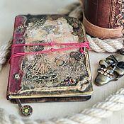 handmade. Livemaster - original item Filibuster Notepad. Handmade.