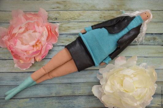 Куклы Тильды ручной работы. Ярмарка Мастеров - ручная работа. Купить Немножко ангел. Handmade. Черный, ангел, американский хлопок