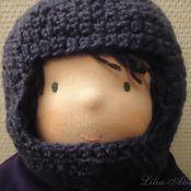 Куклы и игрушки ручной работы. Ярмарка Мастеров - ручная работа текстильная кукла Рыцарь. Handmade.