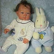 Куклы и игрушки ручной работы. Ярмарка Мастеров - ручная работа Кукла реборн Андриан. Handmade.