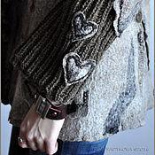 """Одежда ручной работы. Ярмарка Мастеров - ручная работа Жакет """"Каналы Питера"""". Handmade."""