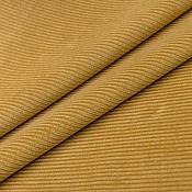 Материалы для творчества handmade. Livemaster - original item Fabric: 100% corduroy cotton. Handmade.