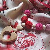 """Работы для детей, ручной работы. Ярмарка Мастеров - ручная работа Слингобусы """"Люблю тебя, малыш!"""". Handmade."""