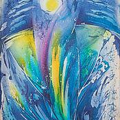 Картины и панно ручной работы. Ярмарка Мастеров - ручная работа Рождение весны. Handmade.