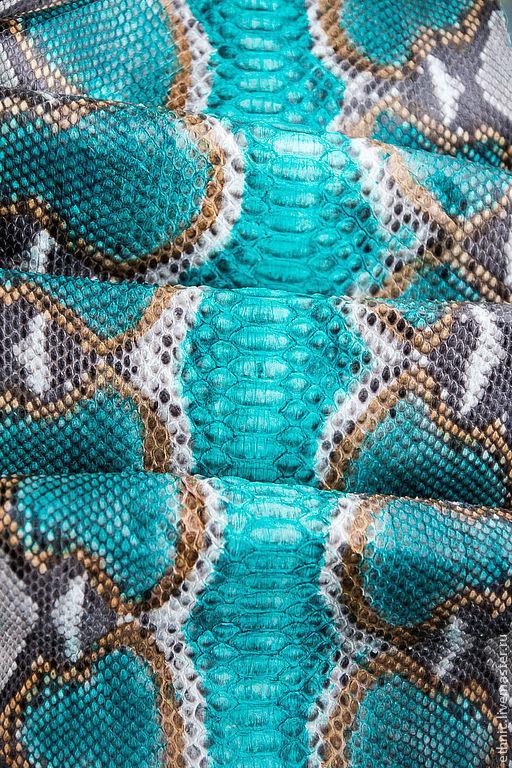 Genuine leather Python, Leather, Denpasar,  Фото №1