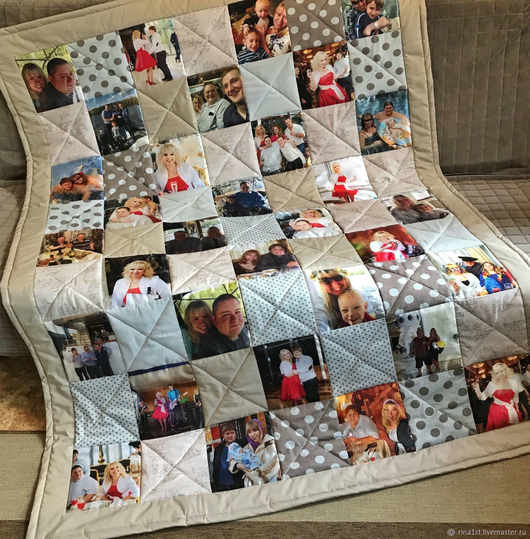 одеяло с вашими фотографиями был сильно